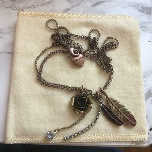 Vintage Betsy Johnson necklace